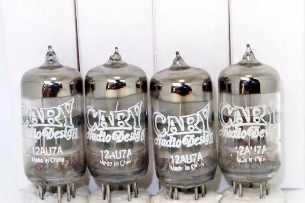 12AU7A CARY