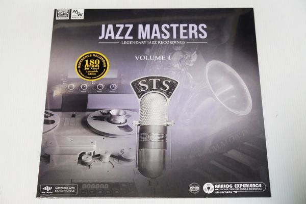 Jazz Masters - Legendary Jazz Recordings Vol. 1