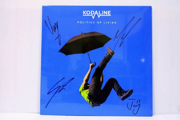 Kodaline - Politics Of Living (Blue Vinyl)