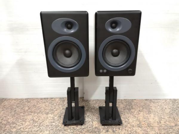ลำโพง Audioengine A5+ (Black พร้อมขา)