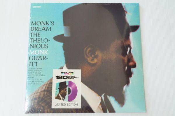 The Thelonious Monk Quartet – Monk's Dream (Purple Color)