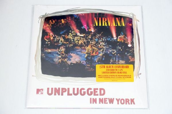 Nirvana - MTV Unplugged In New York Limited Edition