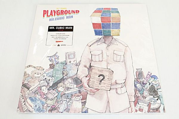 Playground - Mr. Cubic man 15th years