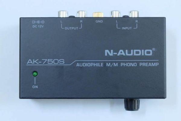ปรีโฟโน MM N-Audio AK-750S (New)