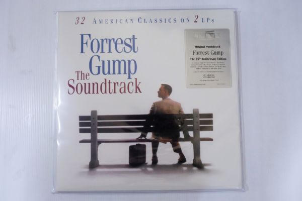 Forrest Gump Ost. (Red & Blue Vinyl)