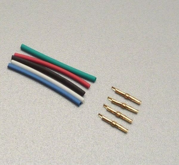 Gold Cartridge Clips (new)