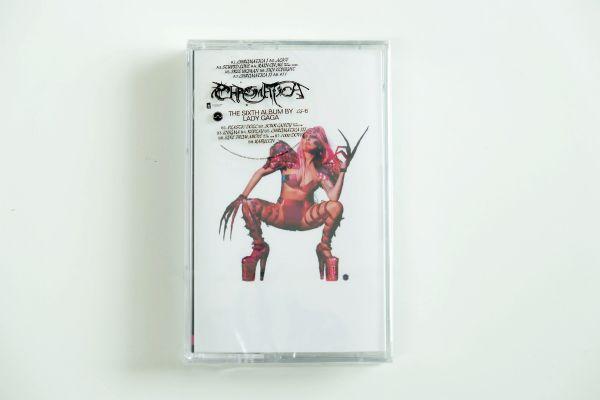 Tape Lady Gaga - Chromatica (Mint Green Cassette)