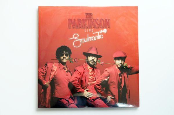 The Parkinson - Live Soulmantic (2lps  Red Maple Vinyl)