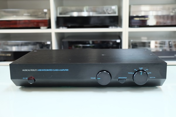 Integrated Amp Musical Fidelity A100