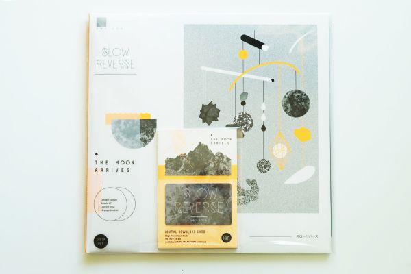 Slow Reverse - The Moon Arrives (2LPs Colored Vinyl)