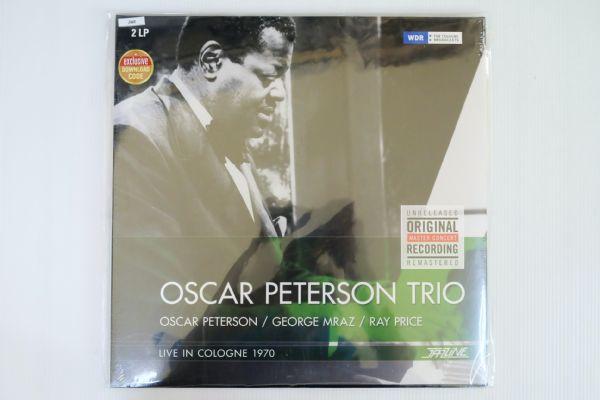 The Oscar Peterson Trio - Live In Cologne 1970