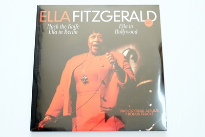 Ella Fitzgerald Mack The Knife: Ella In Berlin & Ella In Hollywood