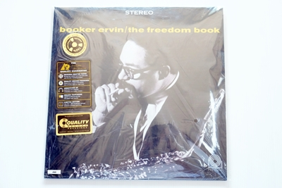 Booker Ervin ‎– The Freedom Book