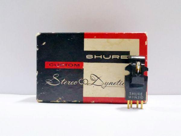 หัวเข็ม Shure M7D (Original Box)