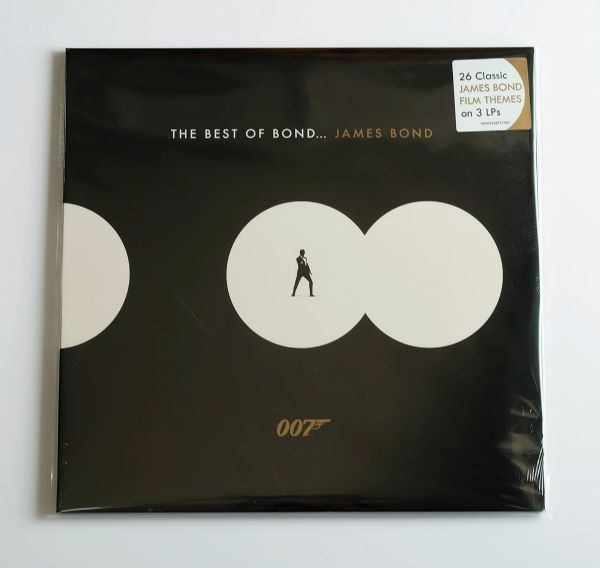 The Best Of Bond  James Bond