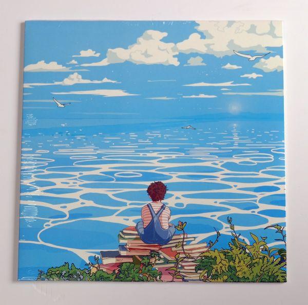 Santpoort - Ocean Tales (Blue Vinyl)