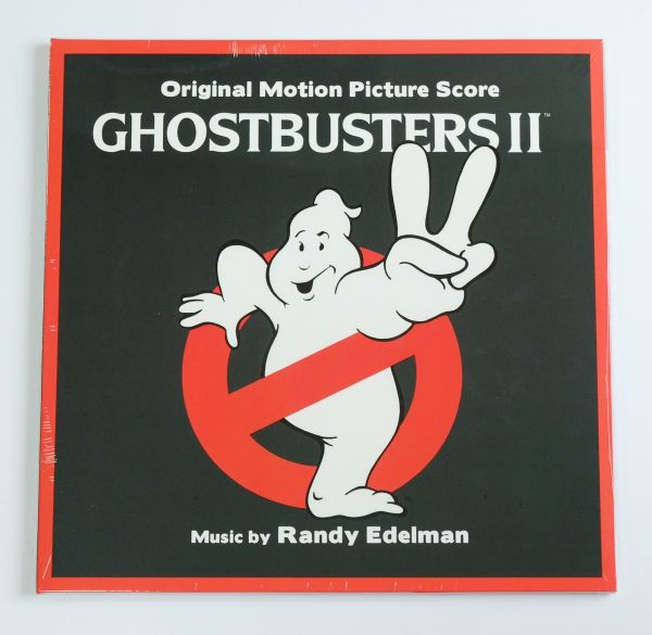 Randy Edelman - Ghostbusters II (Original Motion Picture Score)