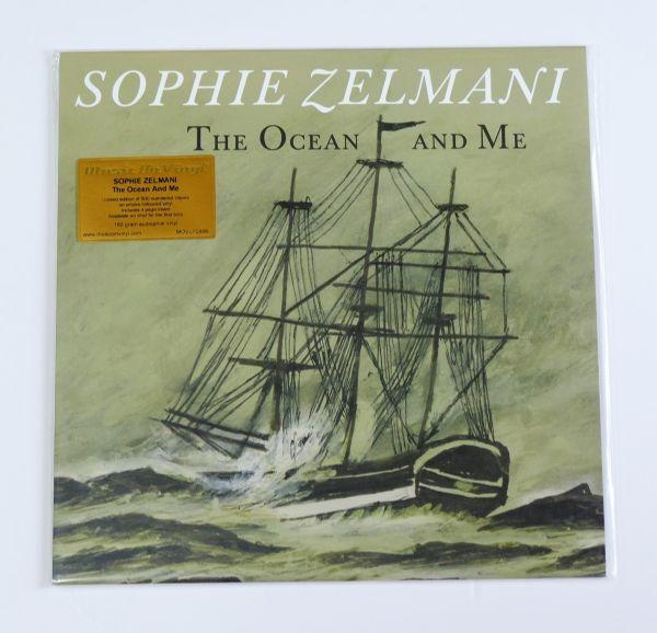 Sophie Zelmani - The Ocean And Me (Smoke Vinyl)