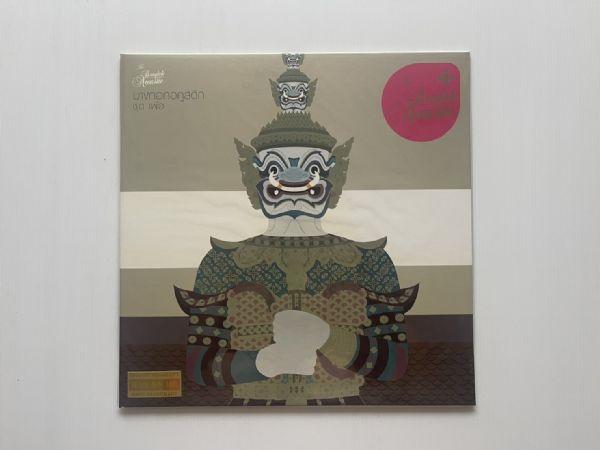 Bangkok Acoustic - เพ้อ (ฺBlack Vinyl)