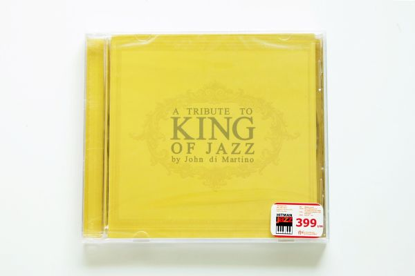 CD A Tribute To King Of Jazz - by John di Martino Vol.1