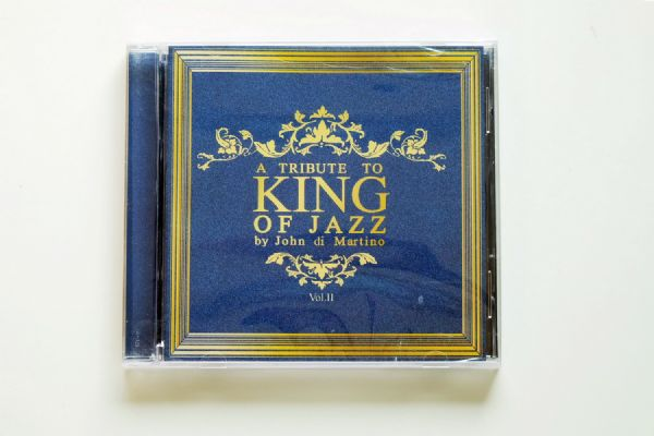 CD A Tribute To King Of Jazz - by John di Martino Vol.II