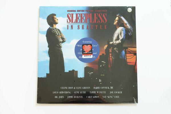 Sleepless In Seattle OSt. (Red Vinyl)