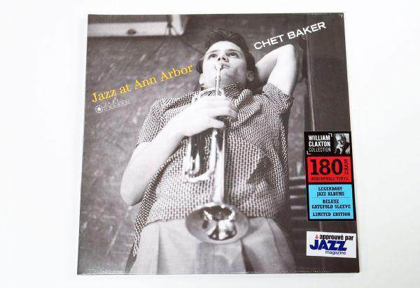 Chet Baker - Jazz at Ann Arbor