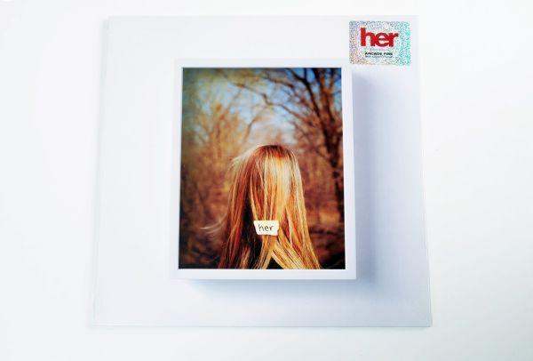 Arcade Fire With Owen Pallett - Her (White Vinyl) (