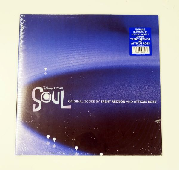 Trent Reznor And Atticus Ross – Soul Ost.