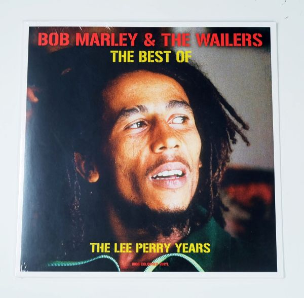 Bob Marley And The Wailers - Best Of: The Lee Perry Years (Red Vinyl)