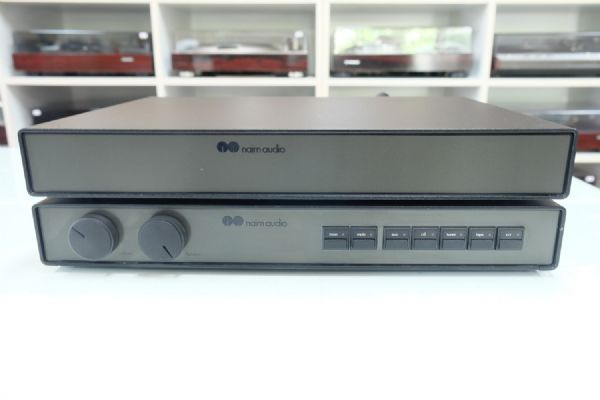 Power Amp Naim Audio NAP-90 + Pre Amp Naim Audio NAC-92