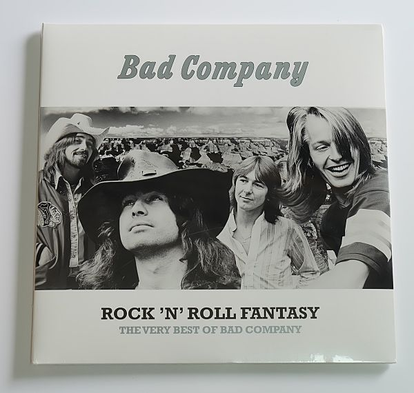 Bad Company - Rock 'n' Roll Fantasy The Very Best Of Bad Company