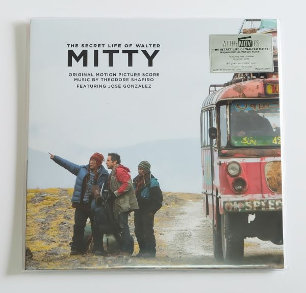 OST. Secret Life of Walter Mitty