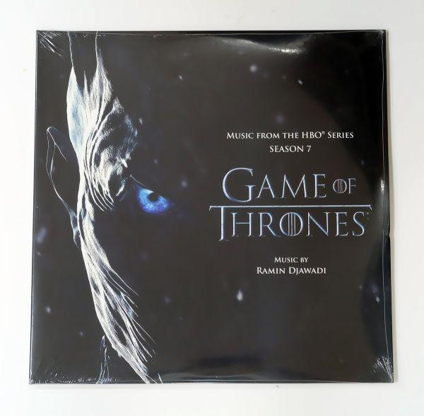 Game Of Thrones Season 7 OST. (Orange & Blue Vinyl)