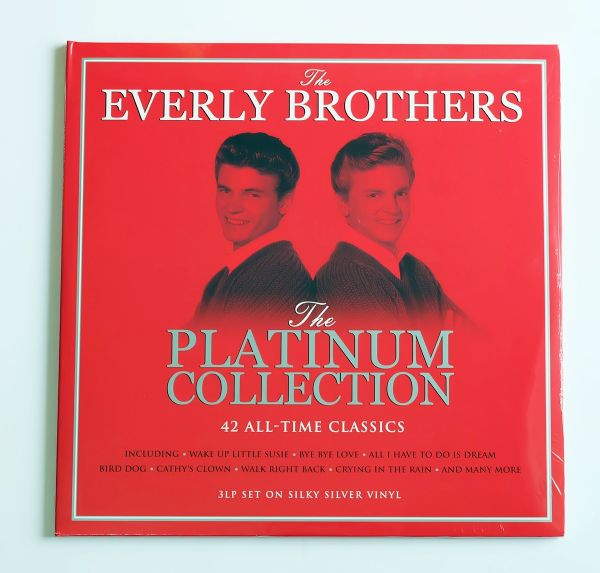 Everly Brothers - The Platinum Collection