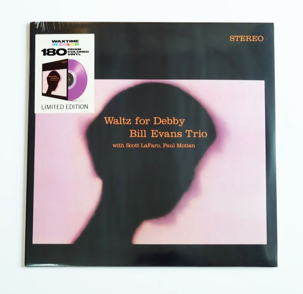 Bill Evans Trio - Waltz For Debby (Purple Vinyl)